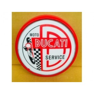 DUCATI BUTTON LIGHT