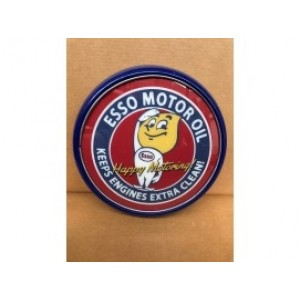 ESSO MOTOR OIL BUTTON LIGHT