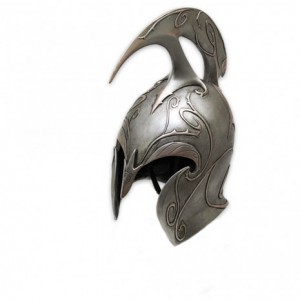 THE HOBBIT RIVENDELL ELF LARP HELMET