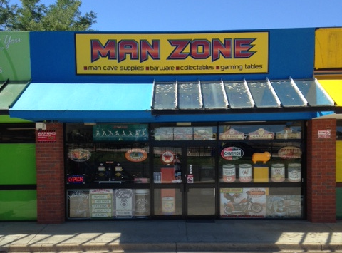 Man Cave Gifts Adelaide : About us man zone gift ideas memorabilia cave supplies